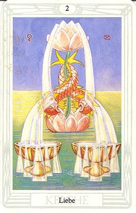 lichterwelten engelkarte für die liebe
